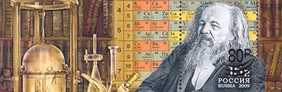 Dmitri Mendeleiev Cover Image