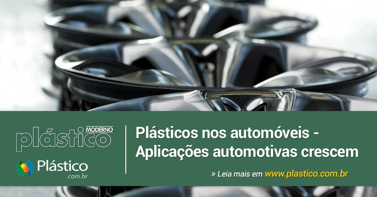 Plásticos nos automóveis – Aplicações automotivas crescem