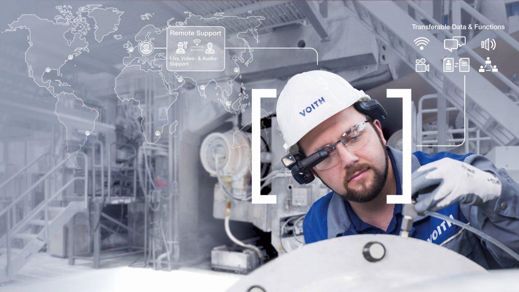 Voith comissiona seu primeiro sistema de treinamento por realidade virtual