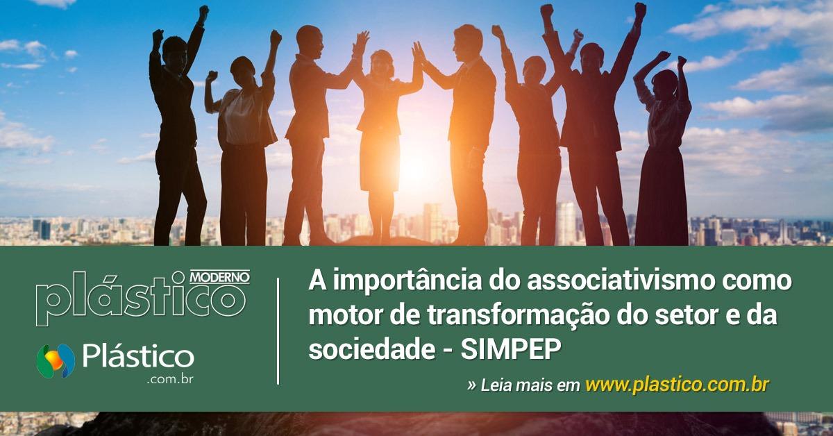 A importância do associativismo como motor de transformação do setor e da sociedade – SIMPEP