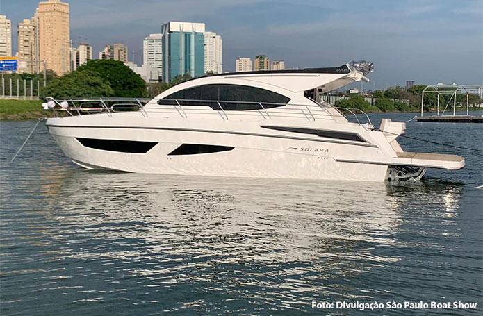 São Paulo Boat Show 2020: mais de 70 barcos, vindos de diversas regiões do país serão expostos na Raia da USP