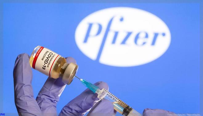 Pfizer conclui fase 3 de teste com vacina contra covid-19 e relata eficácia de 95%