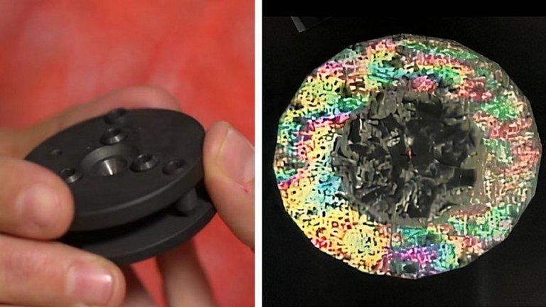 Diamantes sintéticos são criados a temperatura ambiente