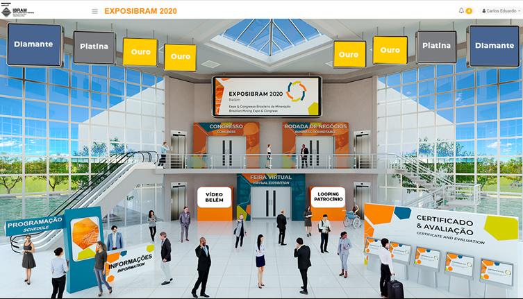 Mineração inaugura maior evento virtual do setor nesta 3ª feira (24)