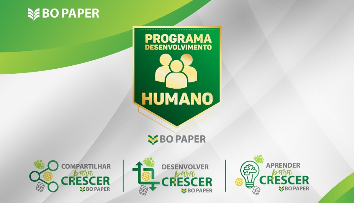 Programa de desenvolvimento humano é destaque na BO PAPER em 2020