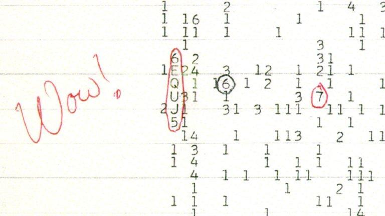 Astrônomo sugere origem do sinal alienígena