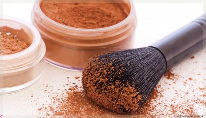 Amianto é encontrado em kits de maquiagem em pó nos EUA