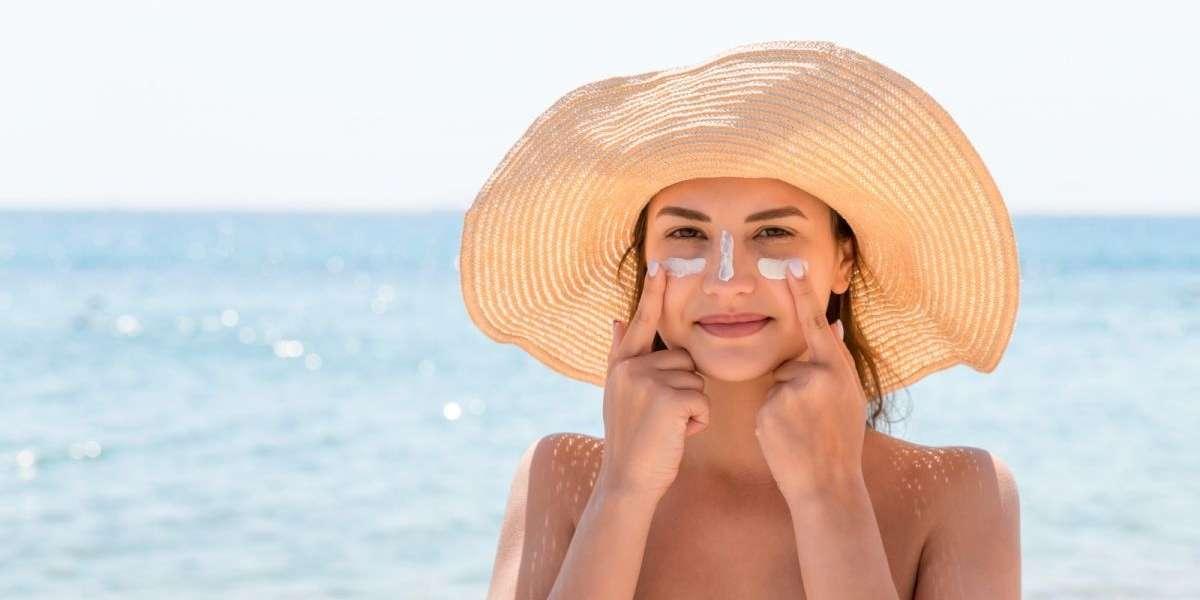 Como o protetor solar age contra os raios UV?