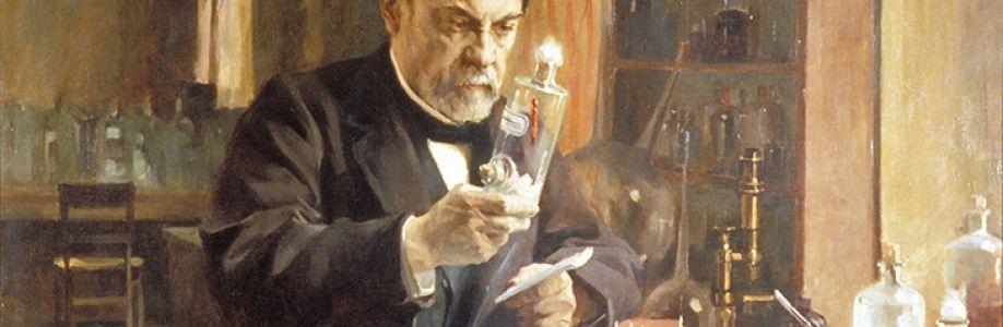 Louis Pasteur Cover Image
