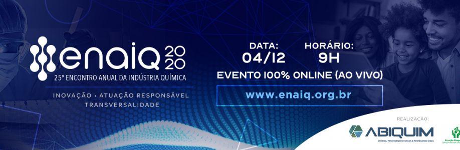ENAIQ 2020: 25° Encontro Anual da Indústria Química Cover Image