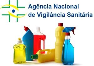 A importância dos produtos químicos registrados na Anvisa