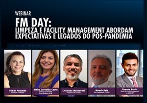 FM Day: mudanças e legados da Limpeza e do FM no pós-pandemia